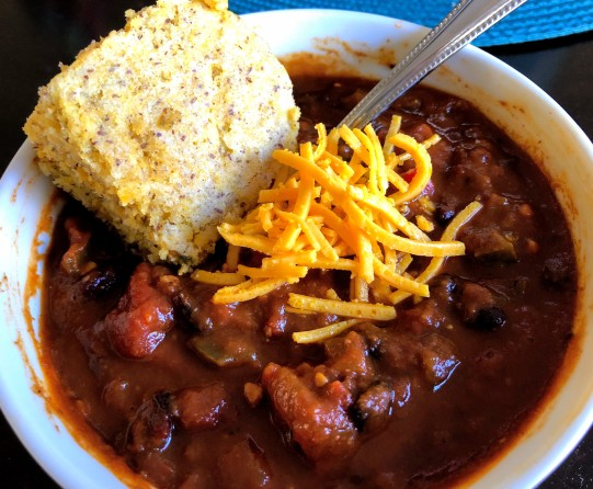 Bad Billy's Bean Chili