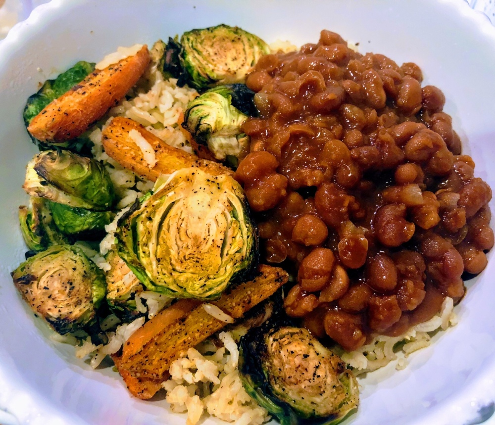 Baked Bean Bowl