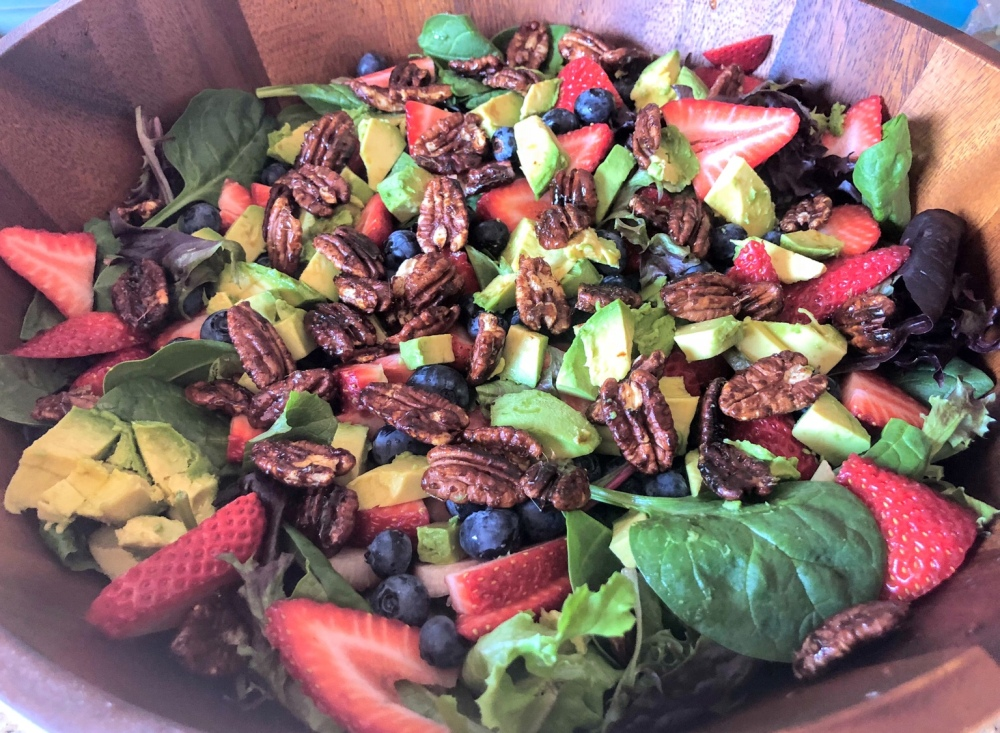 Berry Summer Salad